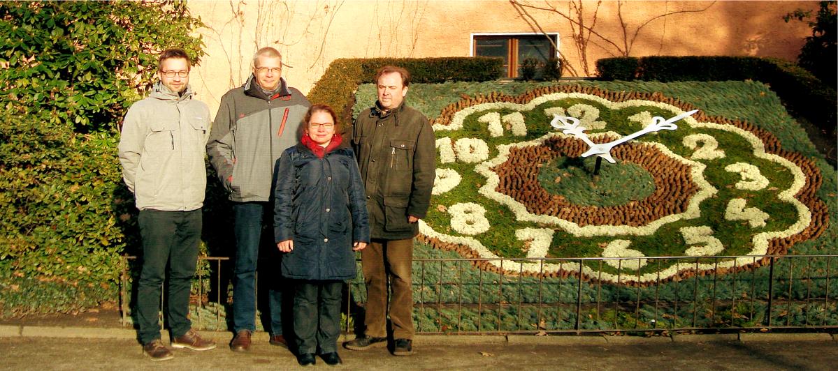 Mitarbeiter entscheiden über Spenden - AIZ Bauplanungsgesellschaft Zittau