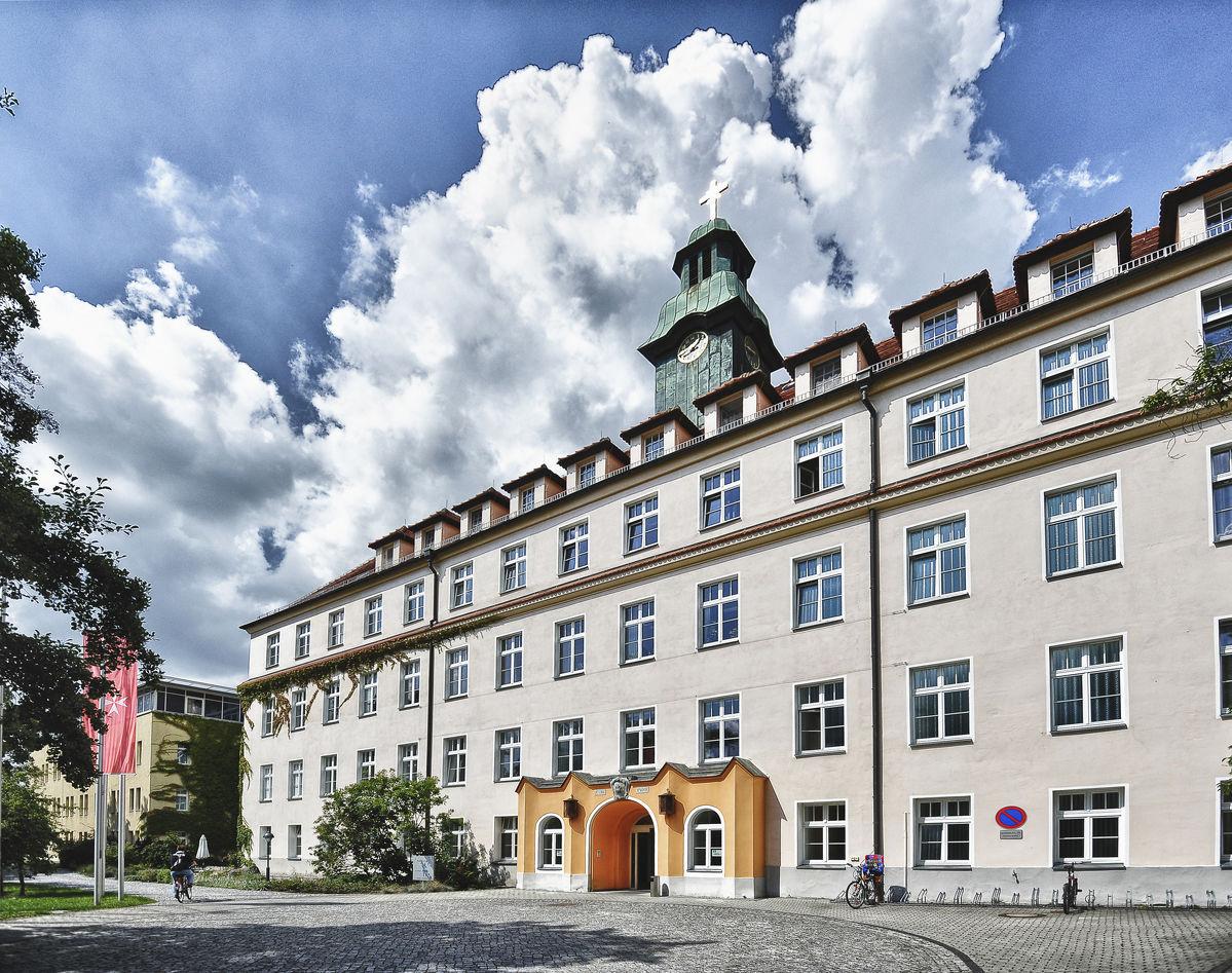 St. Carolus-Krankenhaus: Blick nach vorn